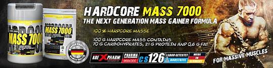 Best Body Hardcore Mass 7000