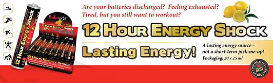 BioTech USA 12 Hour Energy Shock