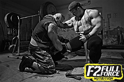 F2 Full Force Nutrition Supercarb Fast