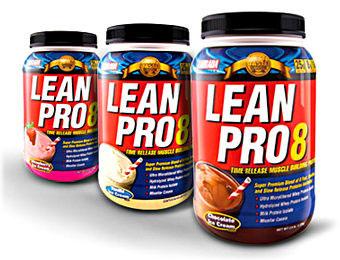 Labrada Nutrition Lean Pro 8