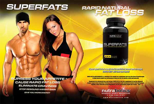 NutraBolics SuperFats
