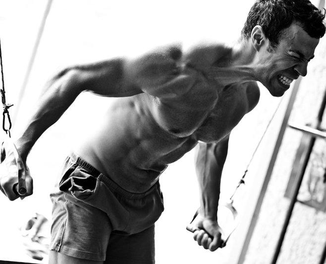 Тренировка 5x5 для набора мышечной массы