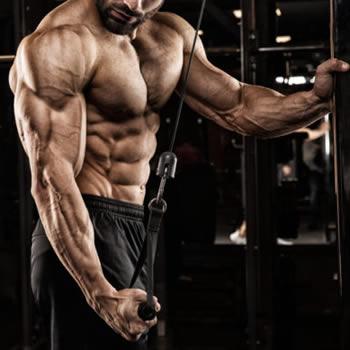 Как набрать мышцы без жира?