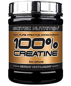 Scitec Nutrition 100% Creatine (100 грамм)