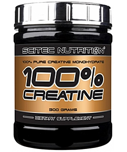 Scitec Nutrition 100% Creatine (300 грамм)