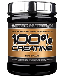 Scitec Nutrition 100% Creatine (500 грамм)