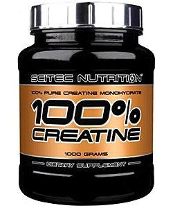 Scitec Nutrition 100% Creatine (1000 грамм)