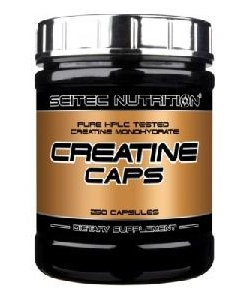 Scitec Nutrition Creatine Caps (250 грамм)