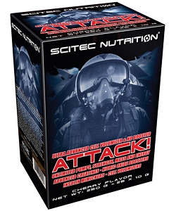 Scitec Nutrition Attack! (25 пак.)