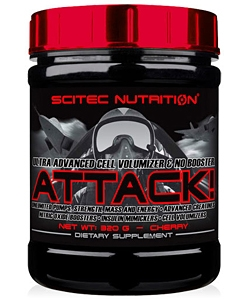 Scitec Nutrition Attack! (320 грамм)