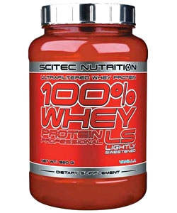 Scitec Nutrition 100% Whey Protein Professional LS (920 грамм)