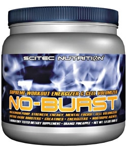 Scitec Nutrition No-Burst (720 грамм)