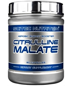 Scitec Nutrition Citrulline Malate (90 капсул)