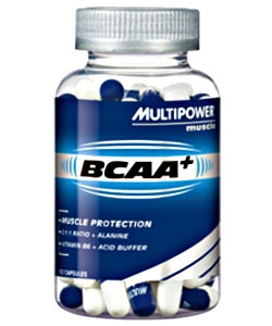 Multipower BCAA + (102 капсул)