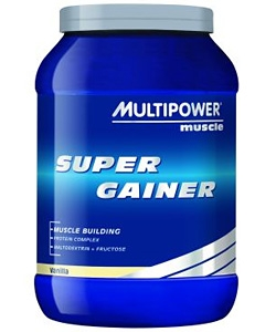 Multipower Muscle Supergainer (750 грамм)