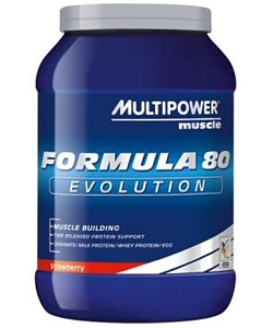 Multipower Formula 80 Evolution (700 грамм)