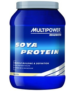 Multipower Soya Protein (750 грамм)
