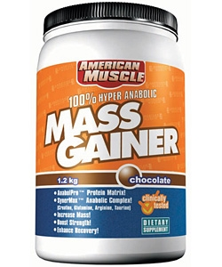 American Muscle Mass Gainer (1200 грамм)