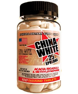 Cloma Pharma China White 25 (100 таблеток)