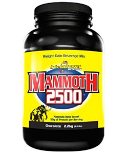 InterActive Nutrition Mammoth 2500 (2200 грамм)