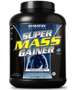 Dymatize Nutrition Super Mass Gainer (2720 грамм)