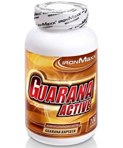 Iron Maxx Guarana Active (100 капсул)