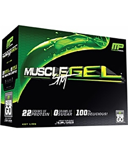 Muscle Pharm Muscle Gel (12 пак.)