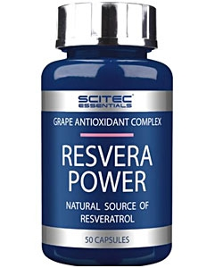 Scitec Essentials Resvera Power (50 капсул)
