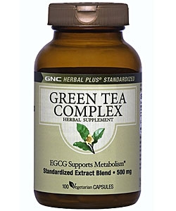 GNC Green Tea Complex (100 капсул)