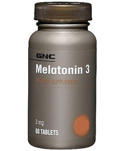 GNC Melatonin 3 (60 таблеток)