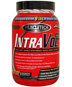 MuscleTech IntraVol ICY (960 грамм)