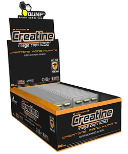Olimp Labs Creatine 1250 Mega Caps (900 капсул)