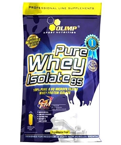 Olimp Labs Pure Whey Isolate 95 (600 грамм)