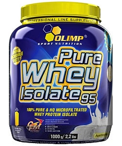 Olimp Labs Pure Whey Isolate 95 (1000 грамм)