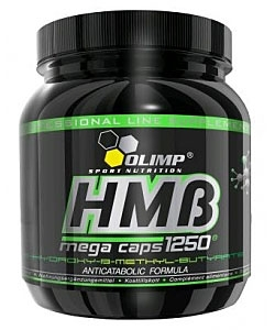 Olimp Labs HMB 1250 Mega Caps (300 капсул)