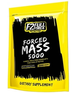 F2 Full Force Nutrition Forced Mass 5000 (1000 грамм)