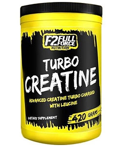 F2 Full Force Nutrition Turbo Creatine (420 грамм)