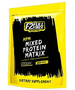 F2 Full Force Nutrition MPM Mixed Protein Matrix (250 грамм)