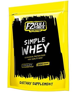 F2 Full Force Nutrition Simple Whey (1000 грамм)