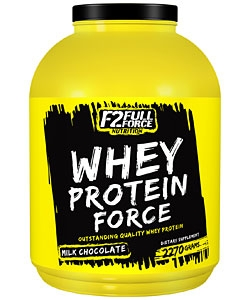 F2 Full Force Nutrition Whey Protein Force (2270 грамм)