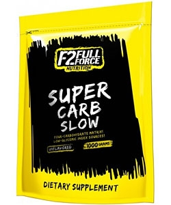 F2 Full Force Nutrition Supercarb Slow (1000 грамм)