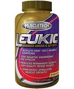 MuscleTech Leukic (180 капсул)