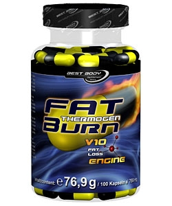Best Body Fat Burn V10 (100 капсул)