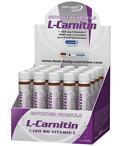 Best Body L-Carnitin + Vit.C (500 мл)