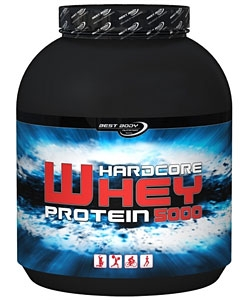 Best Body Hardcore Protein Whey 5000 (1900 грамм)
