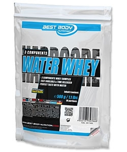 Best Body Hardcore Water Whey (500 грамм)