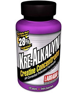 Labrada Nutrition Kre-Alkalyn Concentrate (120 капсул)