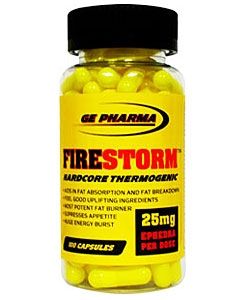 Ge Pharma FireStorm (100 капсул)