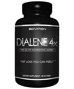 Scivation Dialene 4x (90 таблеток)