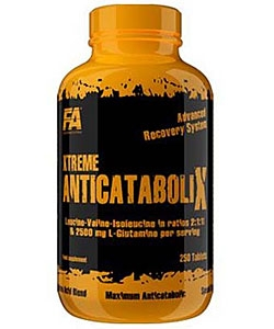 Fitness Authority Xtreme Anticatabolix tabs (250 таблеток)